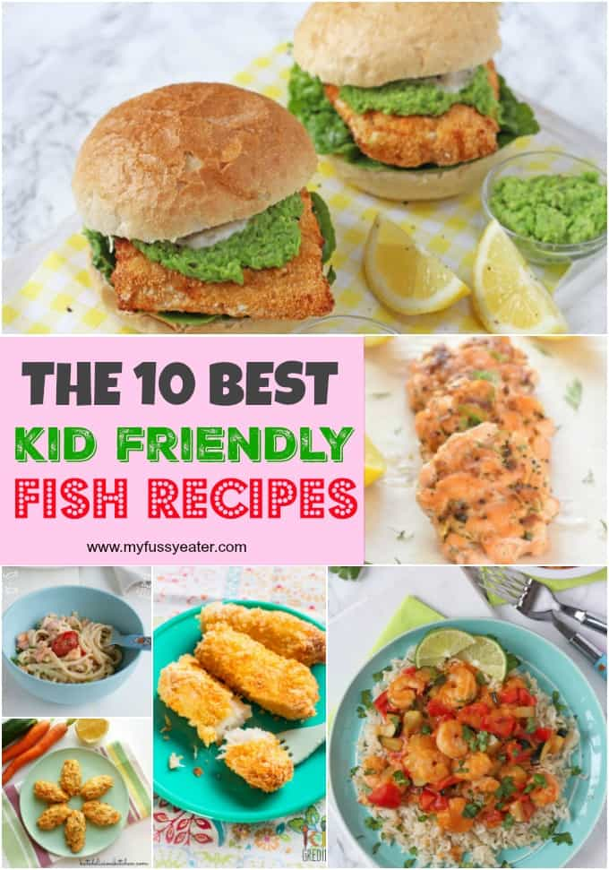 10 kid approved fish recipes my fussy eater for Kid friendly fish recipes