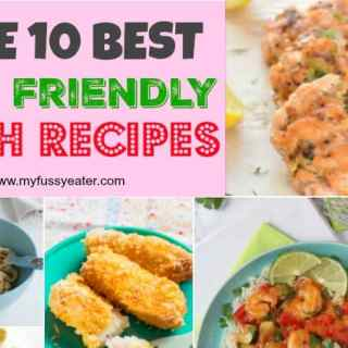 10 Kid-Approved Fish Recipes