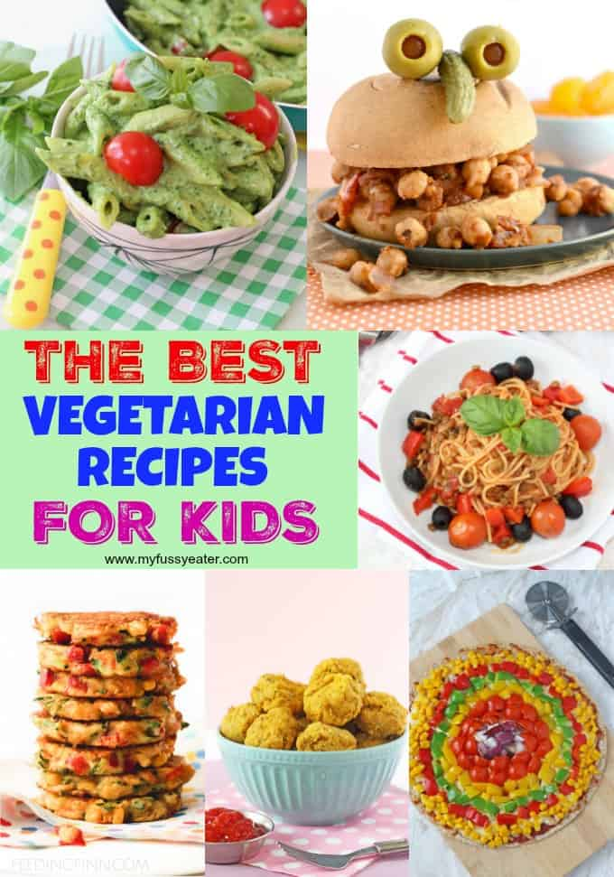 We've got an abundance of family-friendly veggie recipes, whether you are after a simple snack or a hearty supper.
