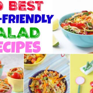 Top 20 Kid-Friendly Salad Recipes
