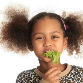 5 Top Tips To Get Kids Eating Salad
