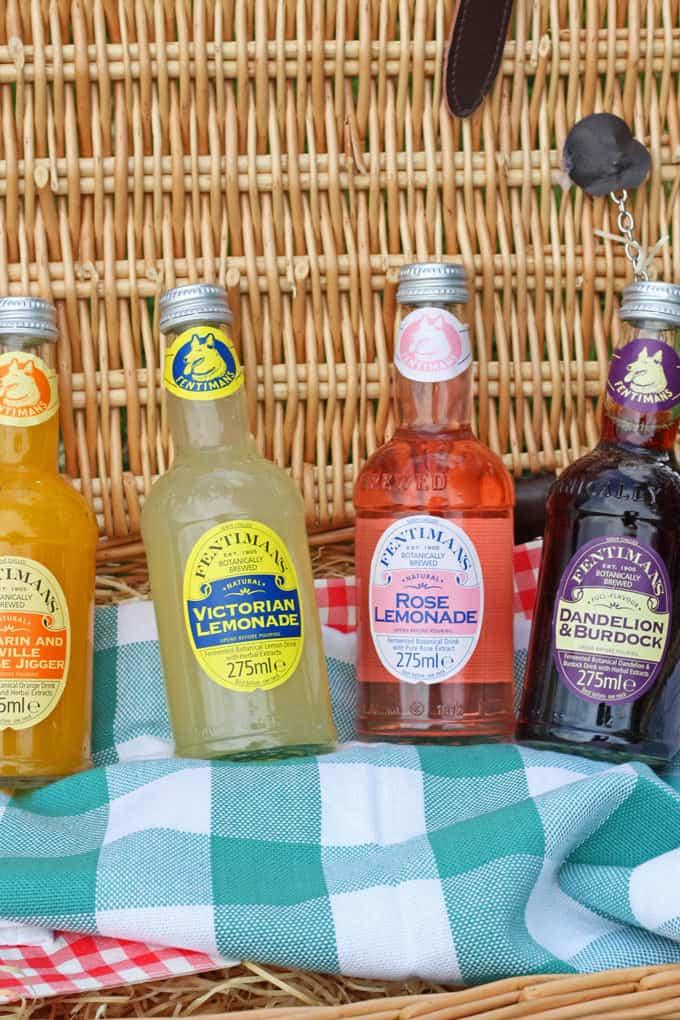 Fentimans Summer Drinks