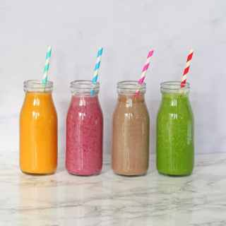 Four Healthy Smoothies For Kids