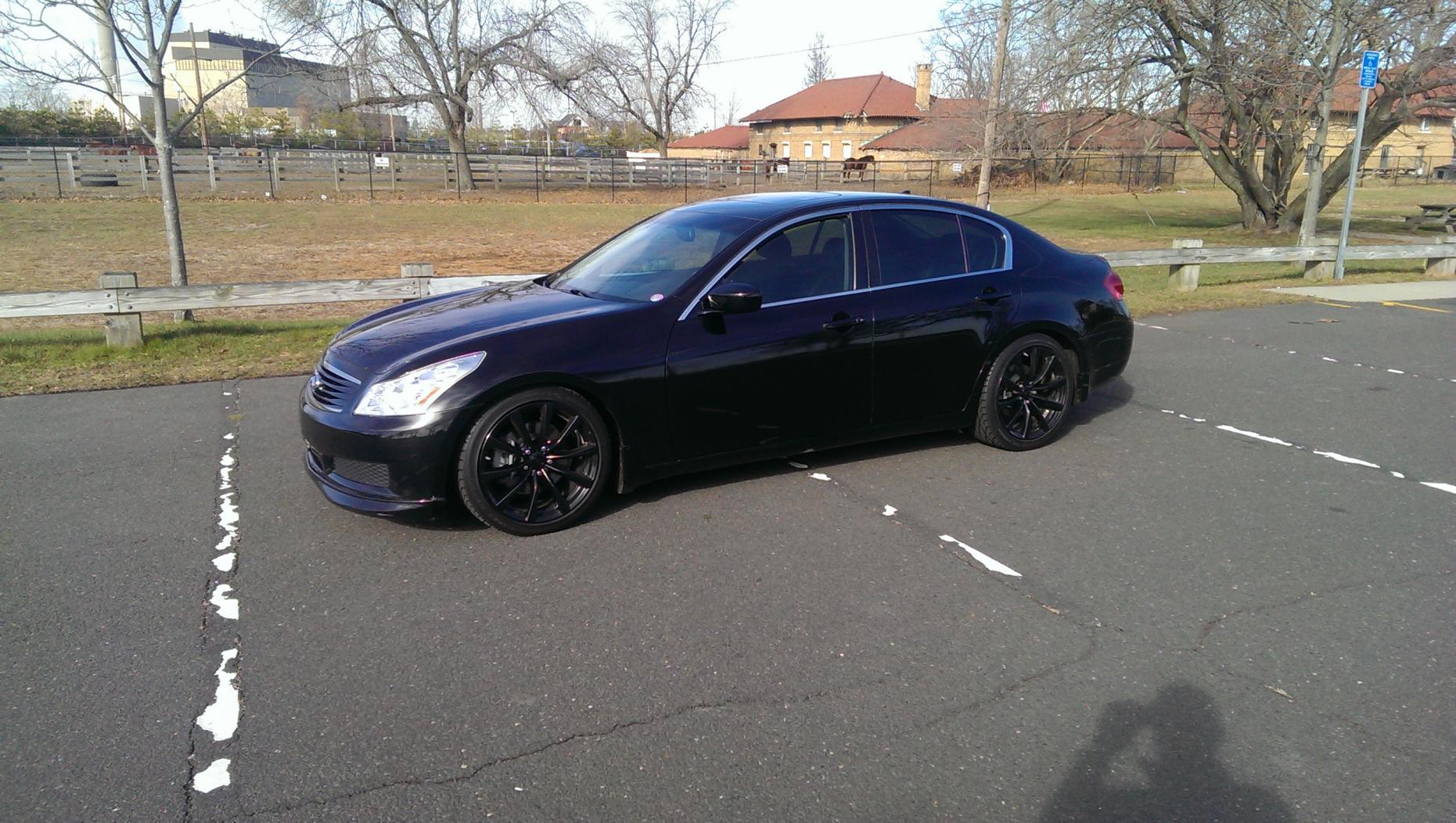 New 2013 Infiniti G37 Sedan