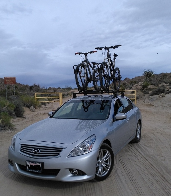 yakima roof rack bike attachments myg37