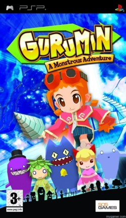 Gurumin Box Gurumin: A Monstrous Adventure PSP Review Gurumin: A Monstrous Adventure PSP Review Gurumin Box 594x1024