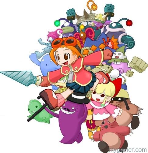 Gurumin: A Monstrous Adventure PSP Review Gurumin: A Monstrous Adventure PSP Review guruminart01