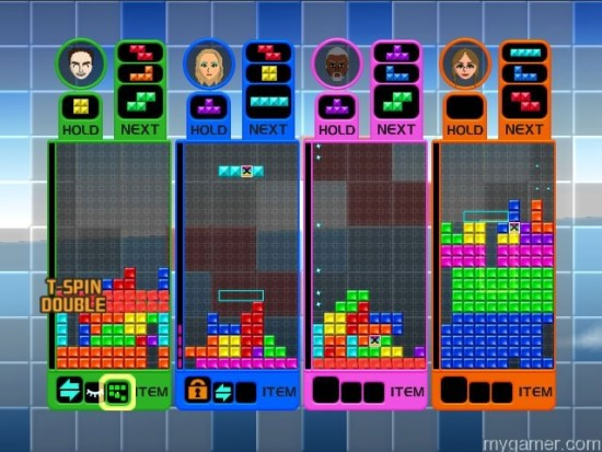 Tetris Party4 Tetris Party WiiWare Review Tetris Party WiiWare Review Tetris Party4