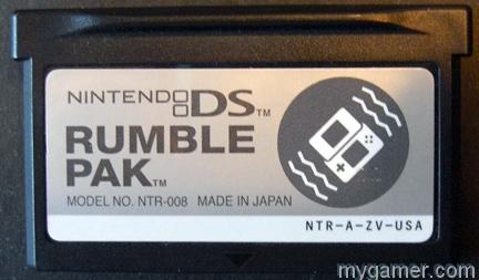 DS Rumble Pak