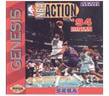NBA Action `94 NBA Action `94 117963