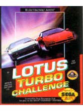 Lotus Turbo Challenge Lotus Turbo Challenge 119394