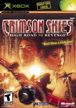 Crimson Skies: High Road to Revenge Crimson Skies: High Road to Revenge 223399