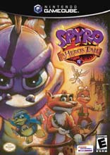 Spyro: A Hero's Tail Spyro: A Hero's Tail 243289