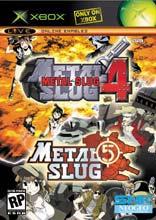 Metal Slug 4 & 5 Metal Slug 4 & 5 243660