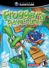 Frogger's Adventures: The Rescue Frogger's Adventures: The Rescue 297GamersMind