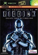 The Chronicles of Riddick: Escape From Butcher Bay The Chronicles of Riddick: Escape From Butcher Bay 338Mistermostyn