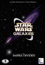 Star Wars Galaxies: An Empire Divided Star Wars Galaxies: An Empire Divided 40Stan