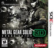 Snake Eater 3D Demo Hits eShop Snake Eater 3D Demo Hits eShop 4255SquallSnake7