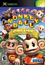 Super Monkey Ball Deluxe Super Monkey Ball Deluxe 550606Mistermostyn