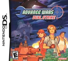 Advance Wars: Dual Strike Advance Wars: Dual Strike 551076SquallSnake7