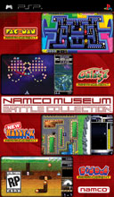 Namco Museum Battle Collection Namco Museum Battle Collection 551084SquallSnake7