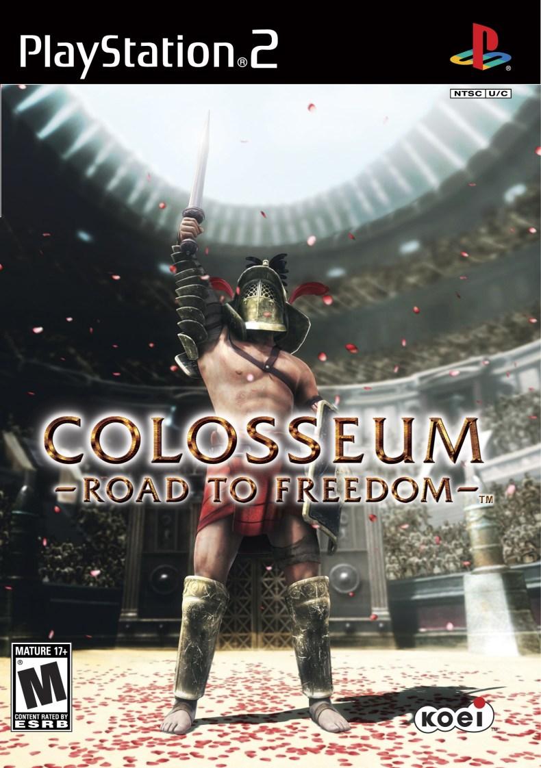 Colosseum: Road to Freedom Colosseum: Road to Freedom 551251JonnyLaw