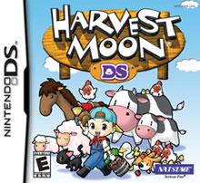 Harvest Moon DS Harvest Moon DS 551943SquallSnake7