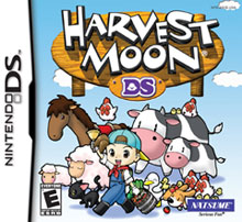 Harvest Moon DS Harvest Moon DS 551943SquallSnake7