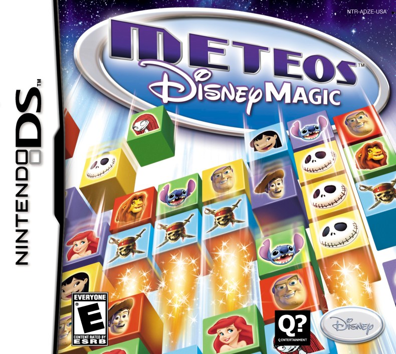 Meteos: Disney Magic Meteos: Disney Magic 552412SquallSnake7