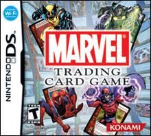 Marvel Trading Card Game Marvel Trading Card Game 552696SquallSnake7