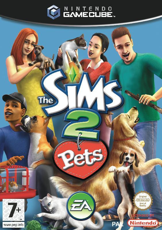Sims 2 Pets Sims 2 Pets 553501ATomasino