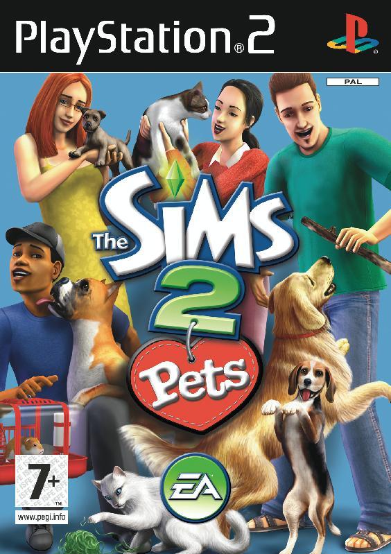 Sims 2 Pets Sims 2 Pets 553502ATomasino