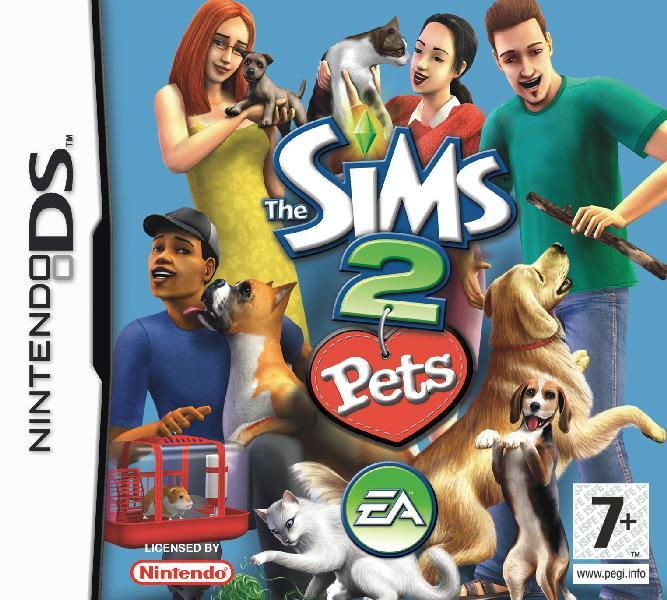 Sims 2 Pets Sims 2 Pets 553504ATomasino