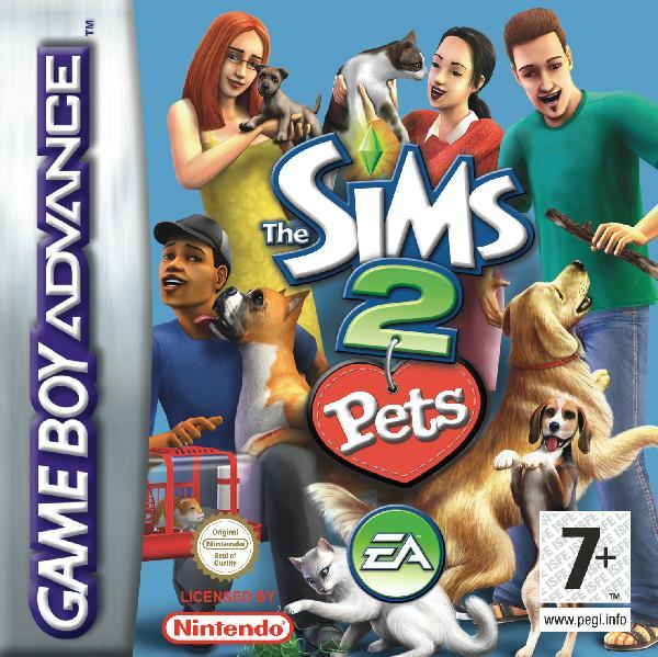 Sims 2 Pets Sims 2 Pets 553505ATomasino
