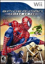 Spider-Man: Friend or Foe Spider-Man: Friend or Foe 554112SquallSnake7