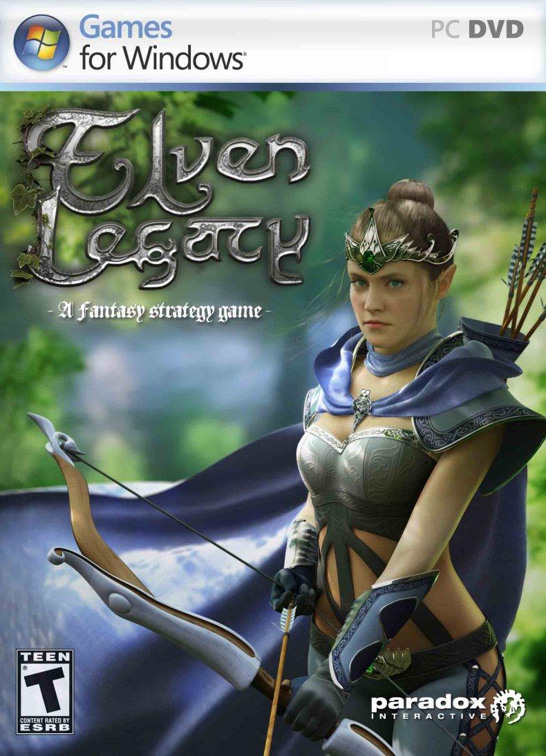 Elven Legacy Elven Legacy 555366gillman