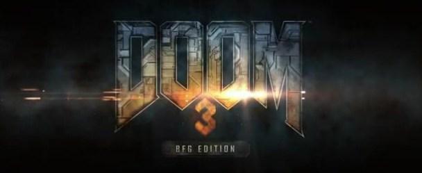 Doom 3 BFG Edition Now Available Doom 3 BFG Edition Now Available Boom3BFG11