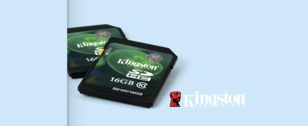 Kingston Launches New microSDXC 64GB Class 10 Memory Card Kingston Launches New microSDXC 64GB Class 10 Memory Card Kingston1