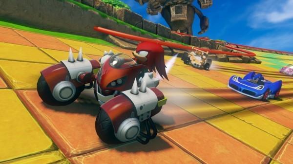 Sonic All Stars Racing Transformed 13