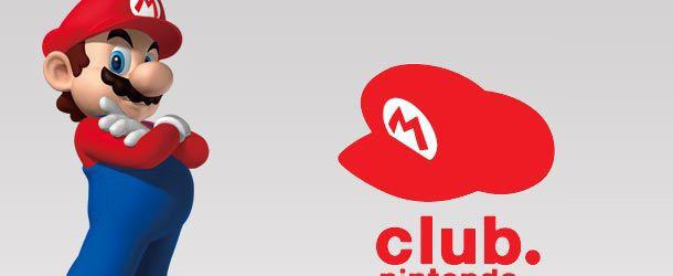 Club Nintendo Banner