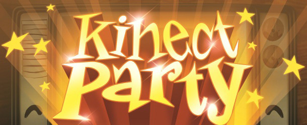 Kinect Party1