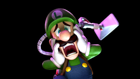 Luigi's Mansion Dark Moon (3DS) Preview Luigi's Mansion Dark Moon (3DS) Preview luigis mansion dark moon