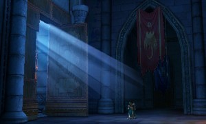 Trevor confronts the Dragon New Castlevania Mirror of Fate (3DS) Screens New Castlevania Mirror of Fate (3DS) Screens Trevor confronts the Dragon 300x180