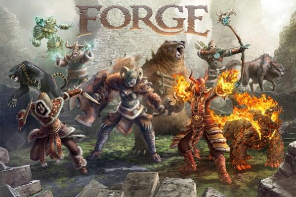 Forge (PC) Review Forge (PC) Review forge 1