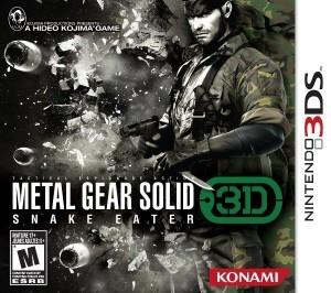 Metal Gear 3DS box Ranking Metal Gear Ranking Metal Gear Metal Gear 3DS box 300x266