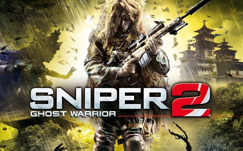 Sniper: Ghost Warrior 2 Sniper: Ghost Warrior 2 Goes Gold Sniper Ghost Warrior 2 logo