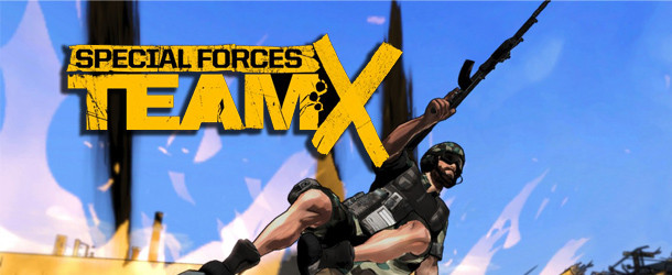 Special Forces Team X banner