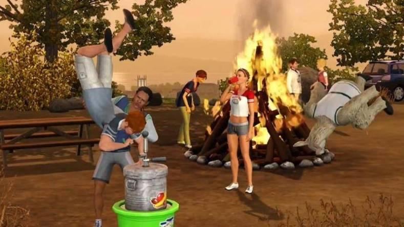 The Sims 3 University Life Screnshot