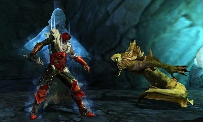 Simon looks much different from his 8-bit days Castlevania Lords of Shadow: Mirror of Fate (3DS) Review Castlevania Lords of Shadow: Mirror of Fate (3DS) Review Castlevania Screen1 Simon