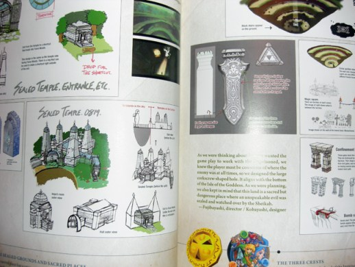 Visually explore Hyrule Hyrule Historia Book Hyrule Historia Book Review Hyrule Art1